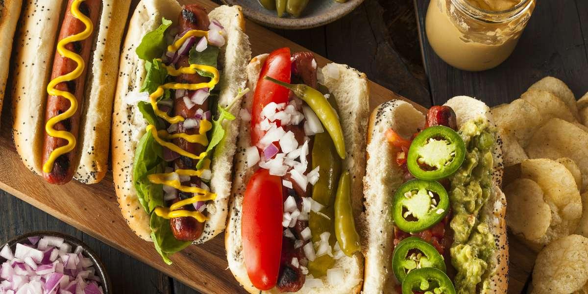 - Umai Savory Hot Dogs