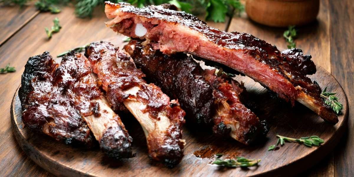 - Burnt Bermuda BBQ