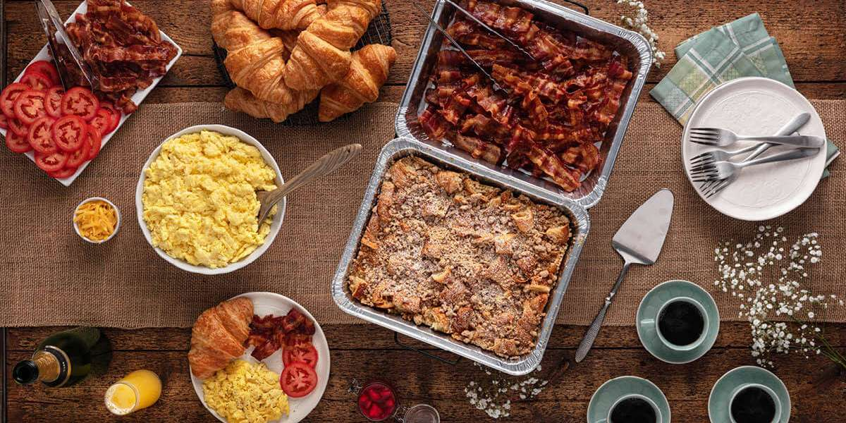 Bring the French countryside to your office for lunch with our breakfast packages, sandwich duets and trios, or boxed lunches for your group. We've got just the thing for any group, petite or grande. - La Madeleine French Bakery & Cafe