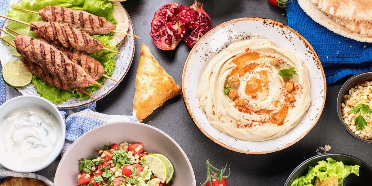 - Fanous Mediterranean Grill