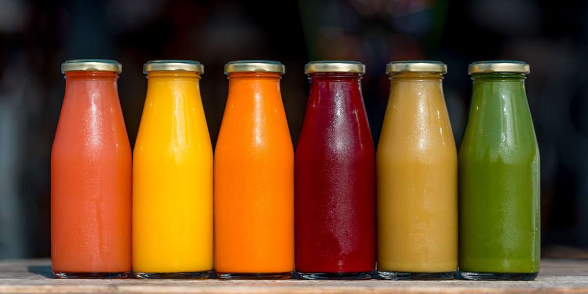 - The Juice Merchant