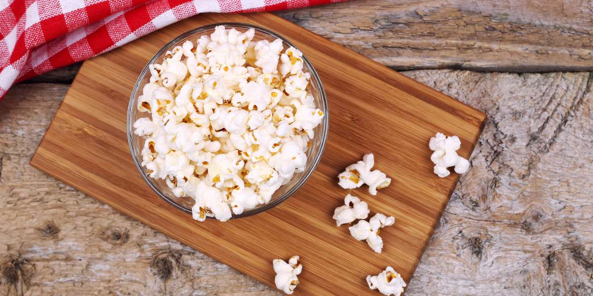 - Just Popped! Popcorn