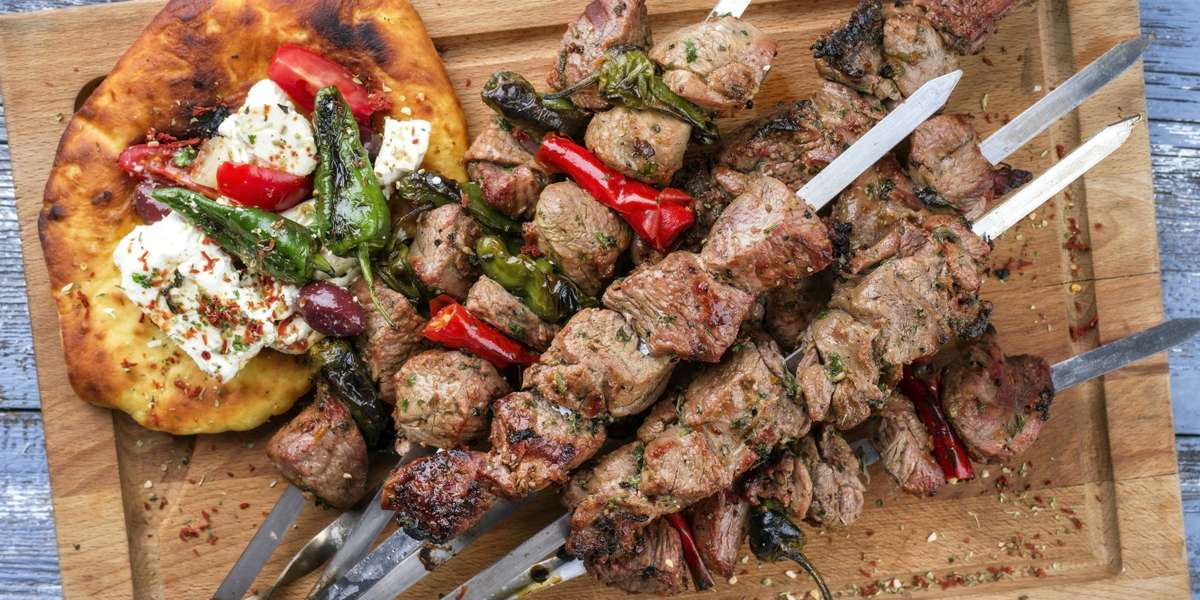 - Pasha Mediterranean Grill