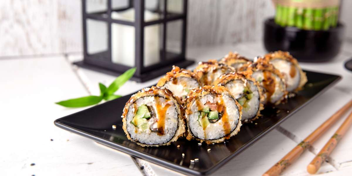 - Grey Whale Sushi & Grill