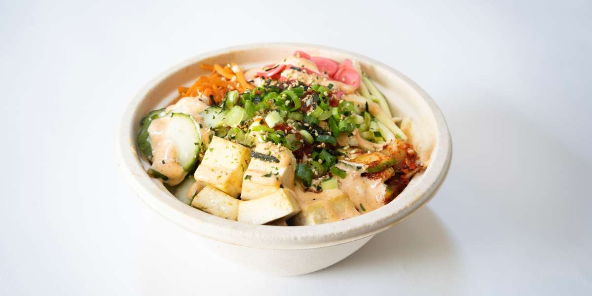 We grew up eating delicious, homemade Korean food. We've also benefited from the numerous health benefits that Korean cuisine has to offer. We want to share this with you in a fast, convenient, and affordable way so you too, can enjoy it! Our bibimbap bowls offer countless combinations of ingredients so that each and every one can be unique. We tailor them this way so that there are options for vegetarians, vegans, and gluten-free eaters alike.  - Perillas