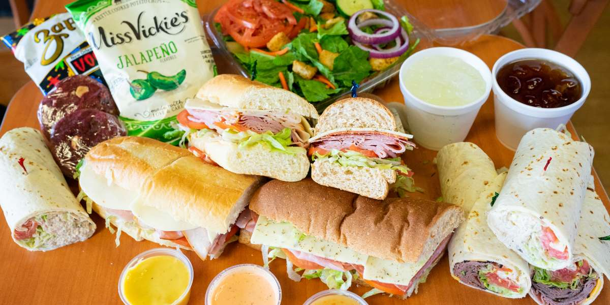 Our family-owned sub shop is guaranteed to provide everything you need for any catering event. Our sub trays are a quick and convenient solution because who doesn't love a good old-fashioned sub? Try us once and you'll see why our loyal customers keep coming back for more!  - RW's Subs