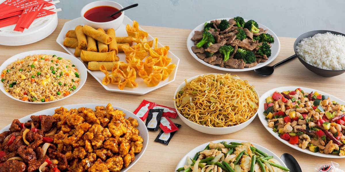 With a reliable product that extends to over 1600 locations nationwide, Panda Express has been a staple of Asian American cuisine since it first opened its doors in 1983. Founded by Chinese father-son business partners and culinary artists in Glendale, CA, we continue the family-owned and operated tradition to this day. - Panda Express