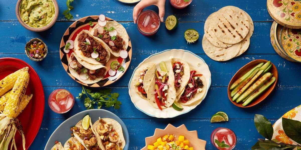 - Taco Burrito King