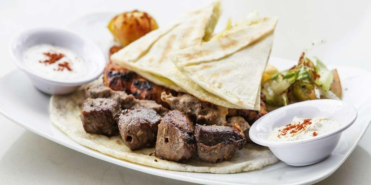 - Bosphorus Gyros & Kebabs