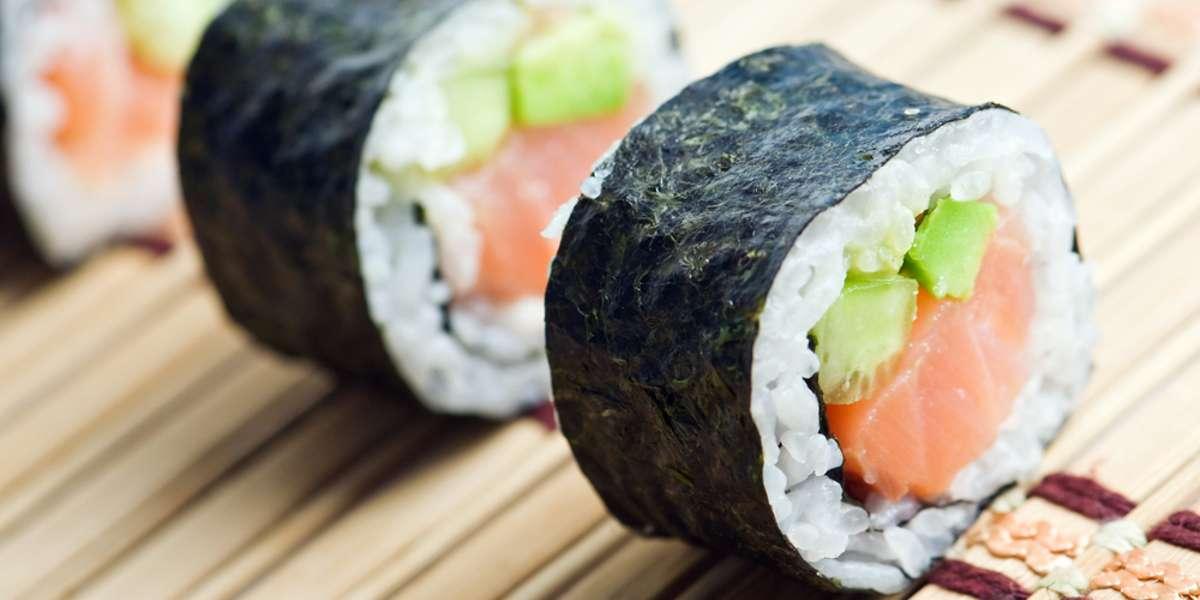 - New Kyoto Sushi