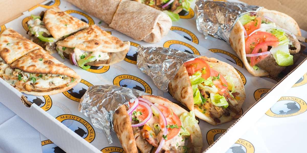 - Mediterranean Sandwich