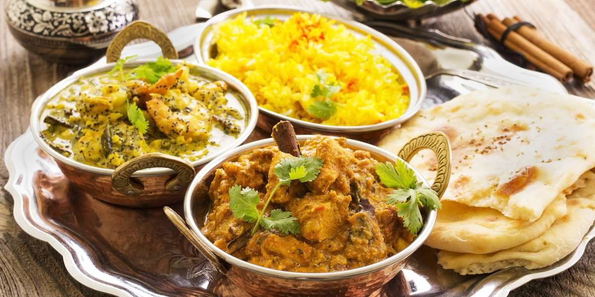 - Curry Indian Bistro