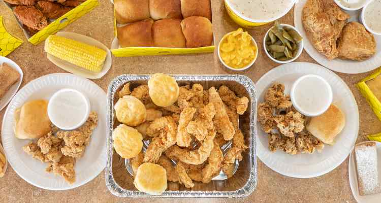 Chicken Express Catering, Dallas, TX