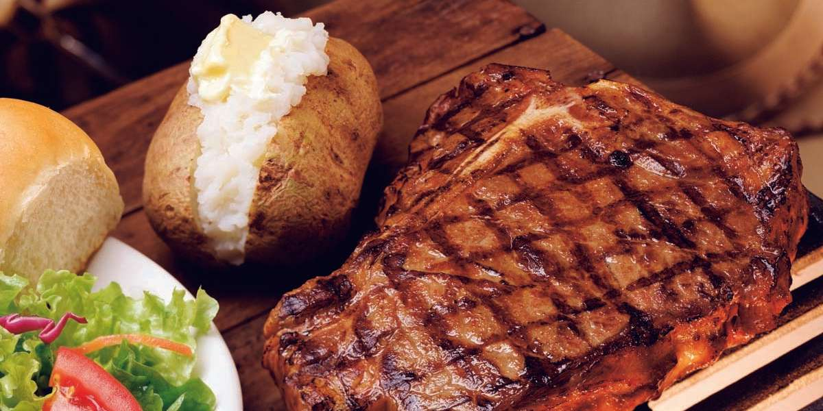 - Steak-Out