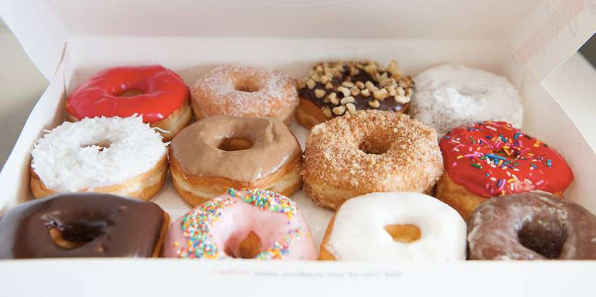 In 1936, Lawrence Shipley Sr created a gourmet donut recipe that has stood the test of time. Since then, we've expanded to more than 190 locations around the nation, serving up the best donuts and kolaches around! Let us help you make life delicious. - Shipley Do-Nuts