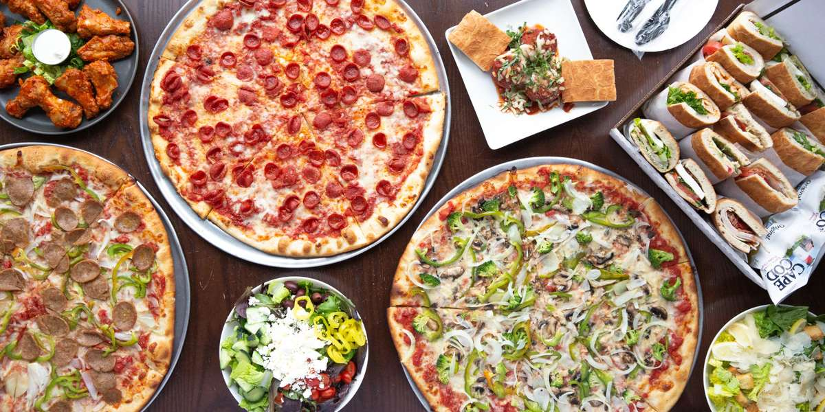 We're famous for our location-based signature pizzas, inspired by the cities we serve. Additionally, we offer various Italian classics to make your corporate gathering into something truly upper-crust! - Upper Crust Pizzeria