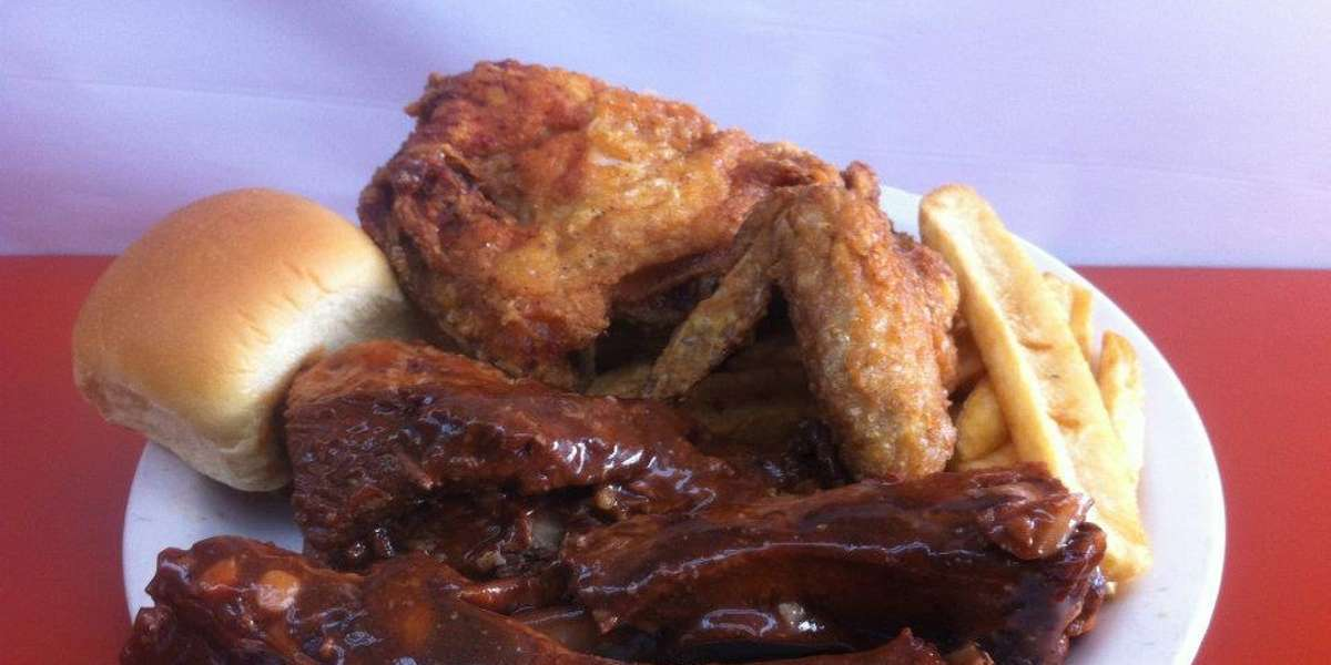 - Anthony's Chicken & Grill
