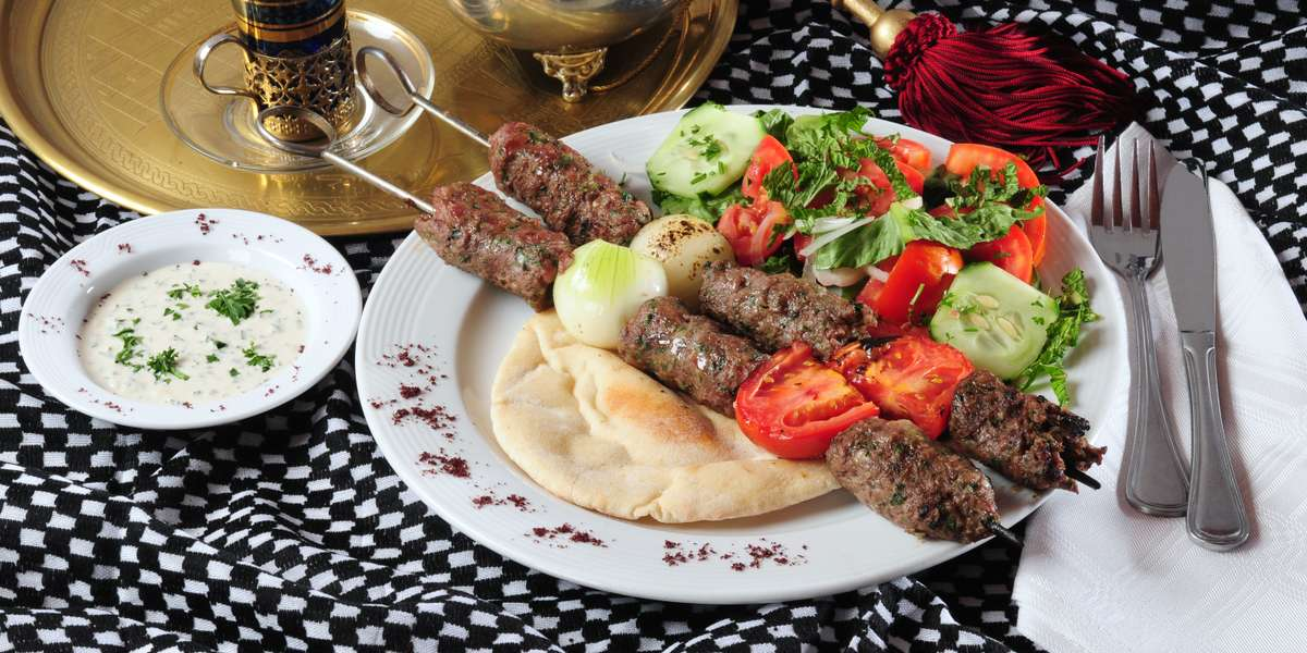 - Mazmez Middle Eastern Grill