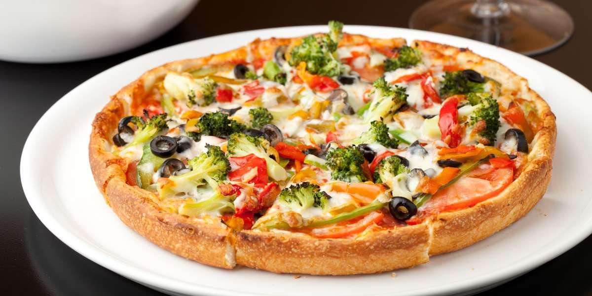 - Jenk's Pizza