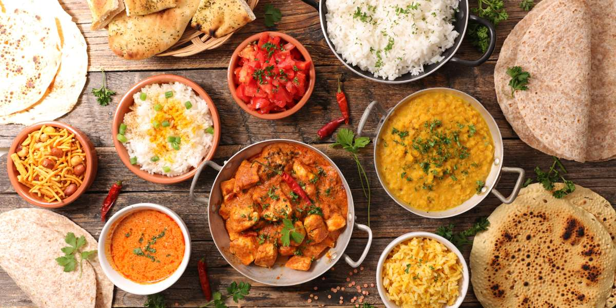 - Delicious Curry House