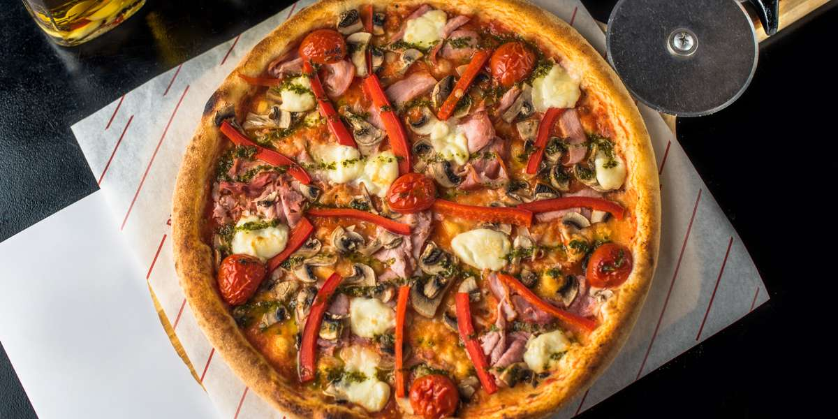 - Azzurro Pizzeria & Italian Grill