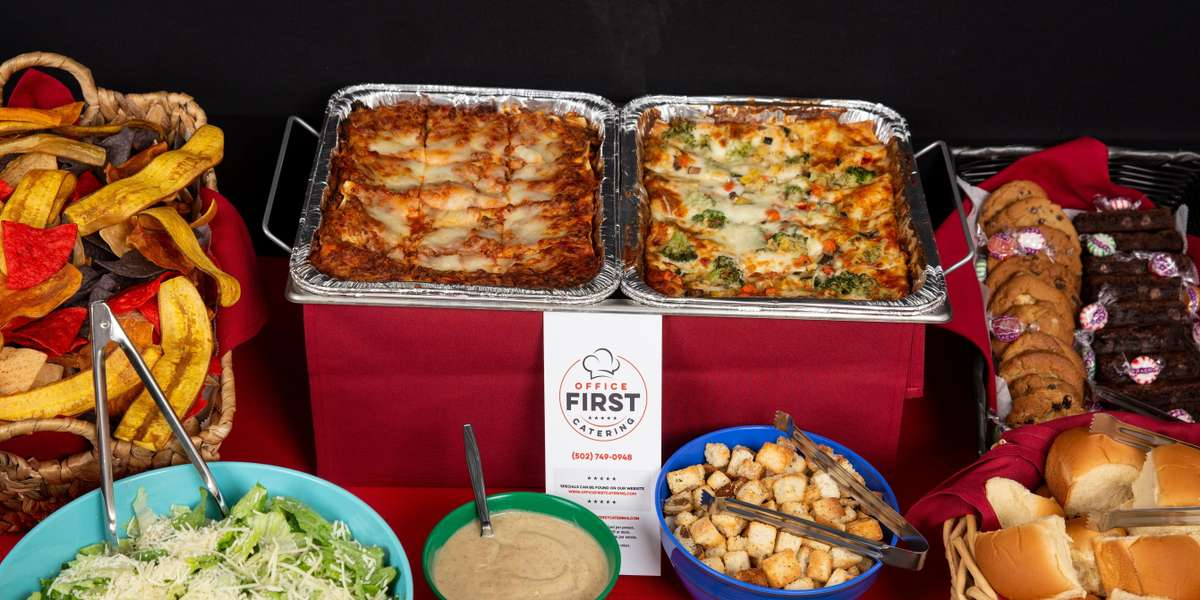 - Office First Catering