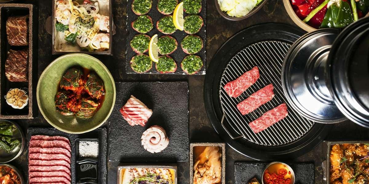 - Samwon Garden Korean BBQ