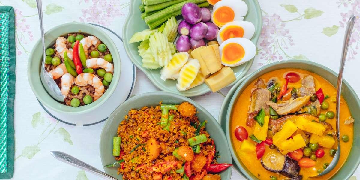 - Thai Cater