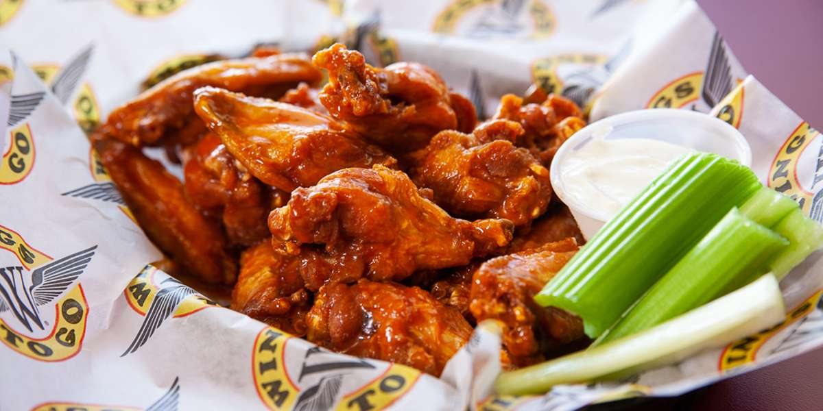 We've been cooking up and serving hot wings since 1985. Over one billion wings later, we still deliver the best authentic buffalo chicken in the nation! - Wings to Go