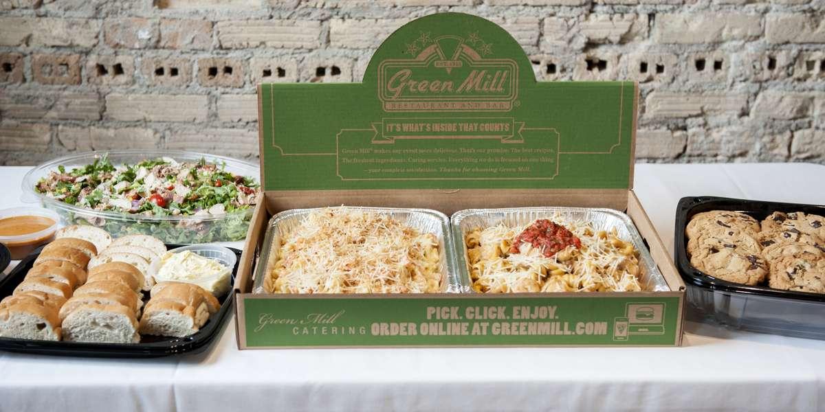 - Green Mill Restaurant and Bar
