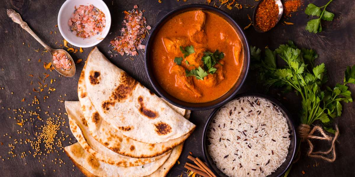 - The Curry Pot