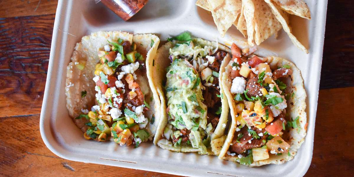 """We've taken the idea of a traditional burrito and turned it on its head. You'll find citrus chicken in our Mojito Rito and juicy angus beef in our O.J. Rito. Washington City Paper didn't name us """"Best Food Truck"""" in 2013 for nothing! - Rito Loco"""