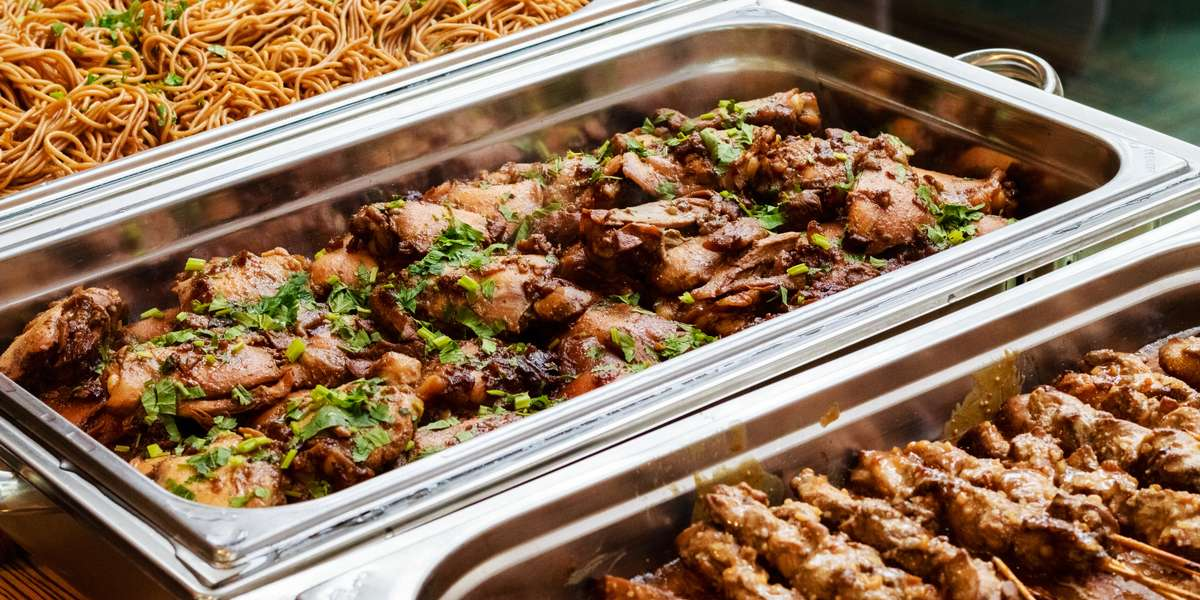 - Our Gourmet Catering