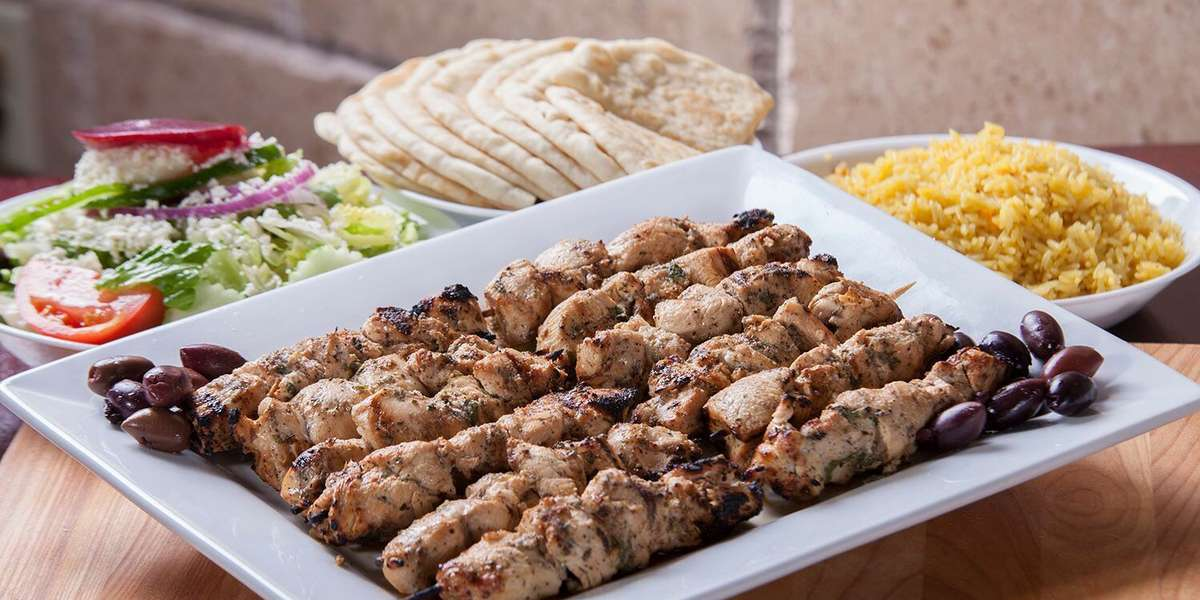 We start each day focused on preparing the most flavorful Greek food possible. Although we're best known for our amazing Greek salads and gyros, we also have some of the best traditional desserts found anywhere! From our chargrilled chicken skewers to our mouthwatering dolmades, everything you taste will always be bursting with the freshest flavor possible. - Little Greek Fresh Grill