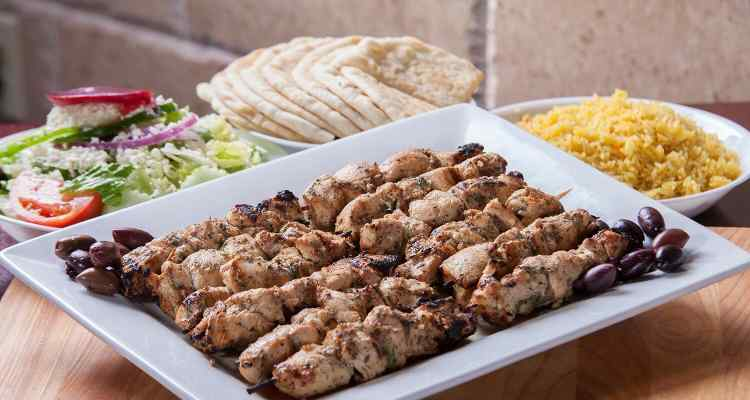 Little Greek Fresh Grill Catering