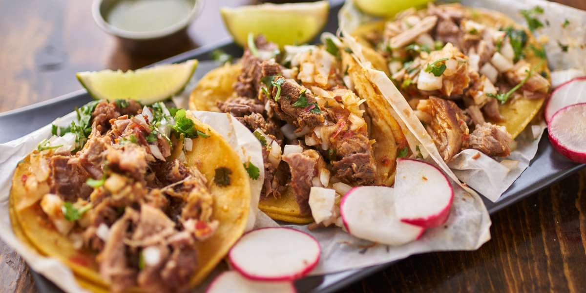 Our food is going to make you the most popular person in the office. We prepare authentic Mexican favorites like tacos, fajitas, and burritos and serve them with handmade desserts. Our delectable Mexican food is great for any meeting, celebration, or casual lunch.  - Cesar's