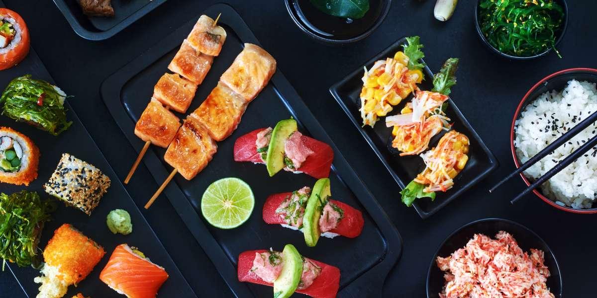 - Sushi X
