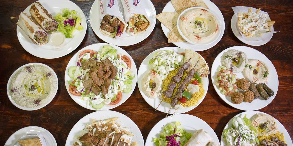 We don't like to brag, but customers say it all: our gyros are the best they've ever had. Pair them with rice and side of greens for a hearty, balanced meal your guests will love. We'll serve plentiful portions and a bounty of flavors. You haven't tasted Mediterranean until you've tried our food. - The Golden Olive