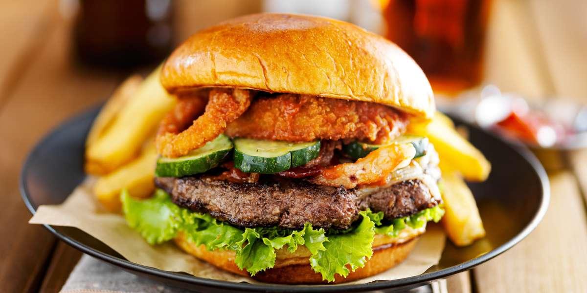 - La Burger