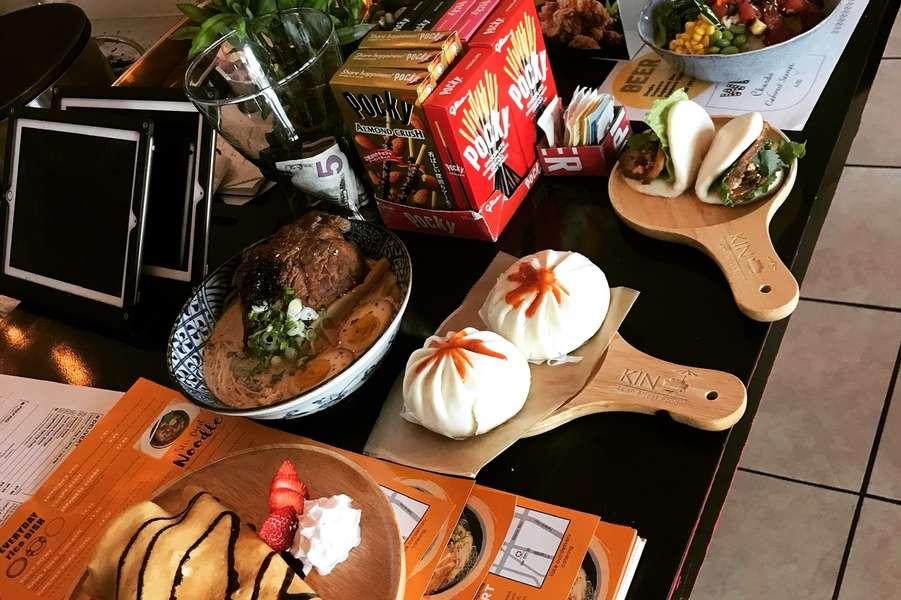 - Kin Street Asian Food