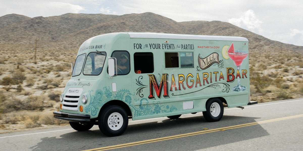 - Rasta Rita Margarita and Beverage Truck