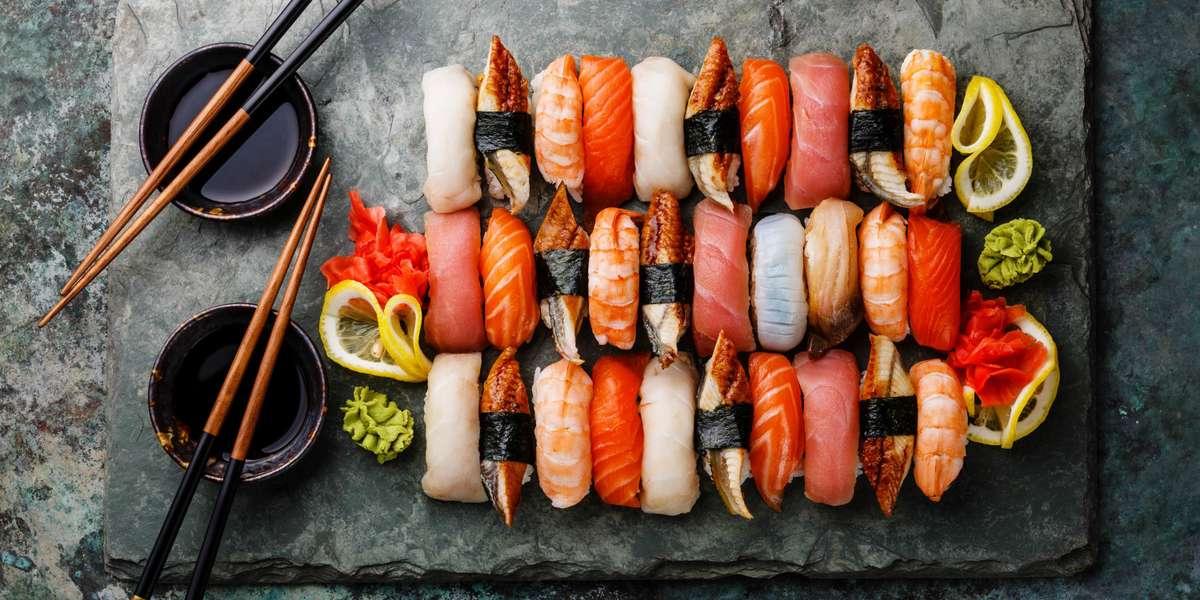 - Sushi House