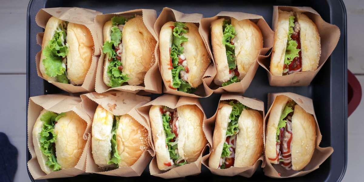 - Cin Cin Burger Bar