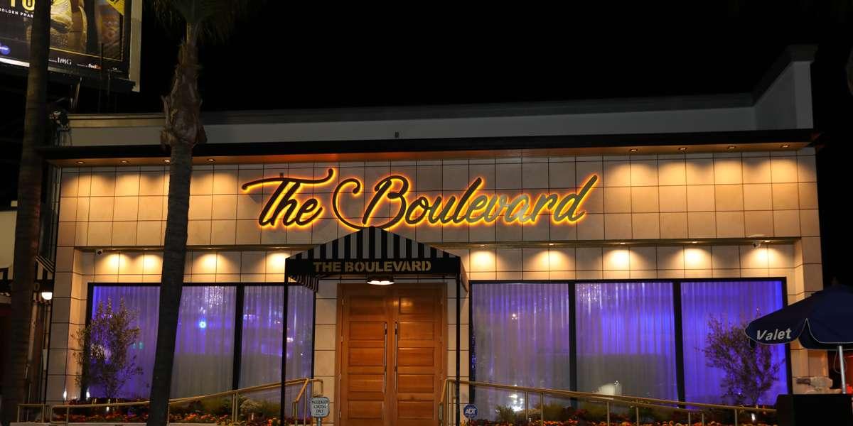 - The Boulevard