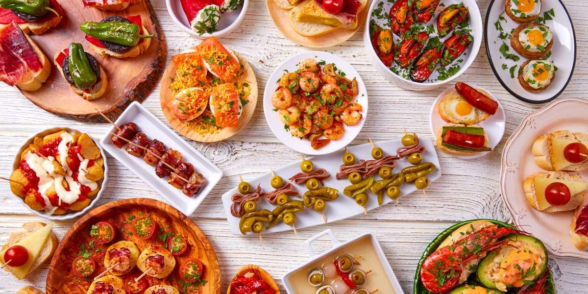 - Spain Restaurant
