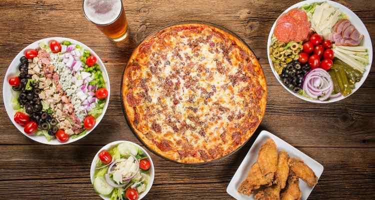 Rosati's Pizza Catering