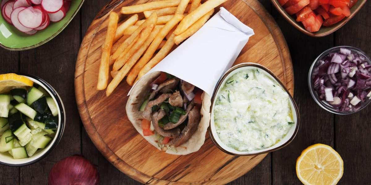 - qp greek food with a kick