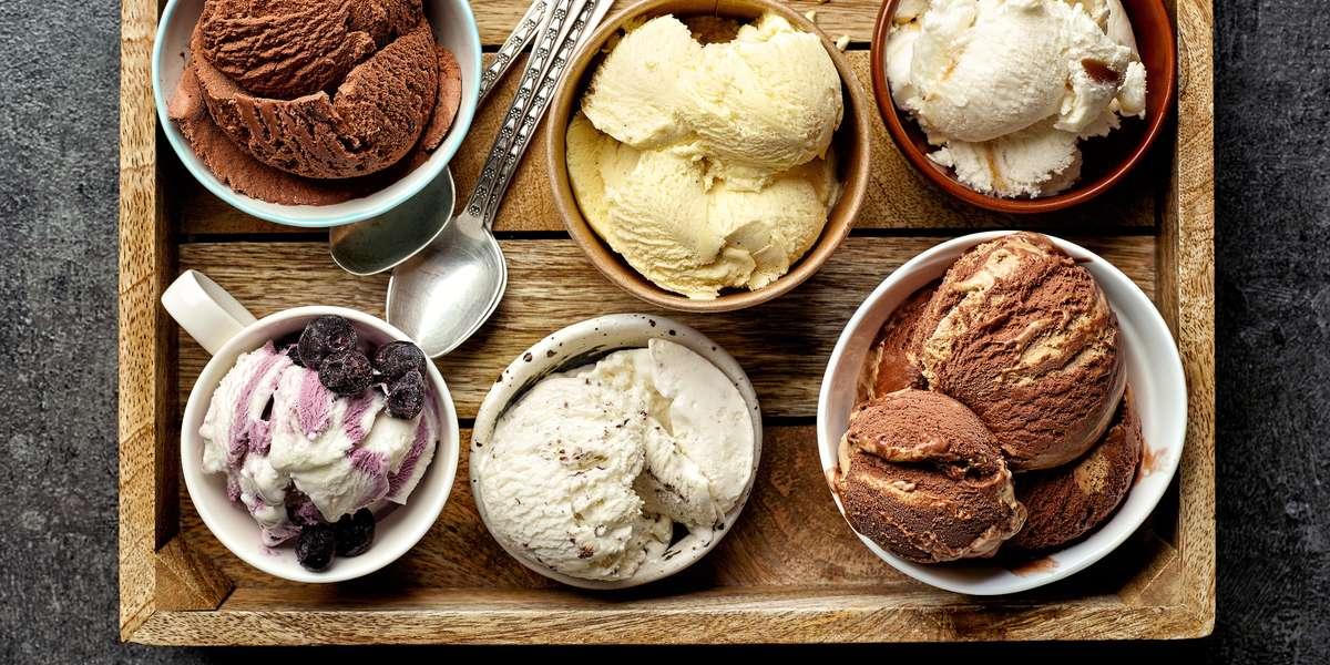 - Bart's Ice Cream