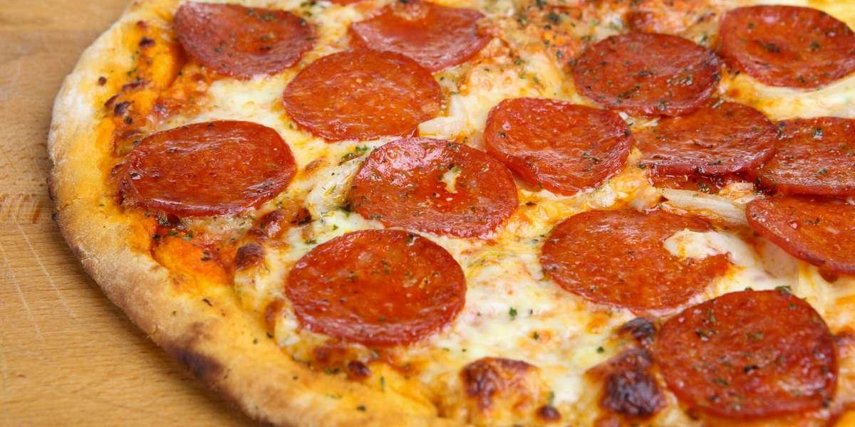 - Tony Pepperoni Pizza Bar