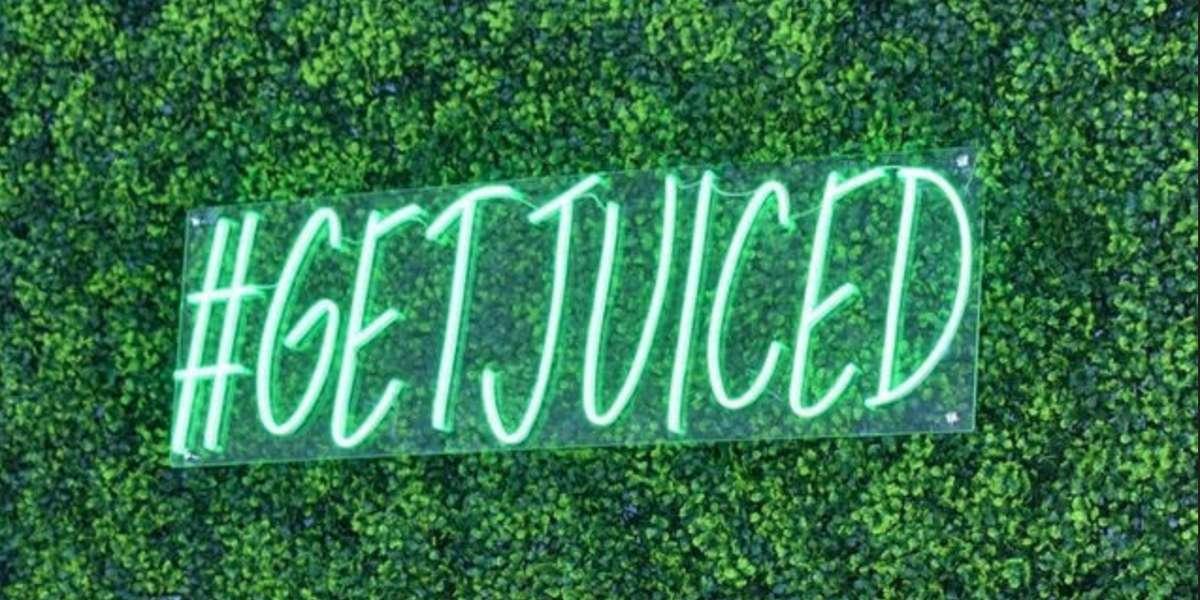 - Live Fresh Cold Pressed Juice + Smoothie Bar